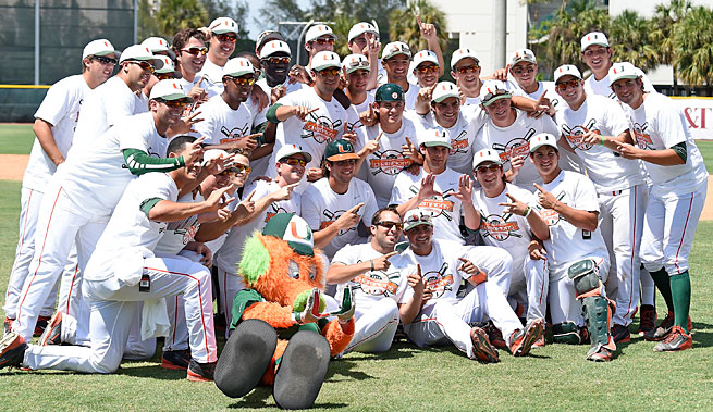 Miami, the ACC regular season champions, is hoping to become the first league member to win a national title in almost 60 years.