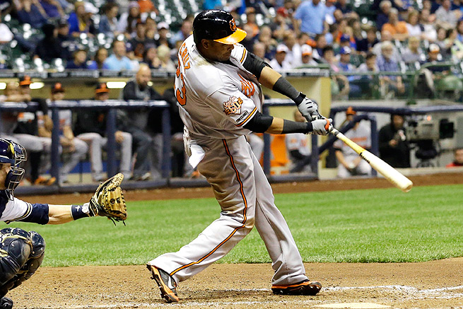 Nelson Cruz has been on fire at the plate, getting 13 hits and crushing five homers since May 20.
