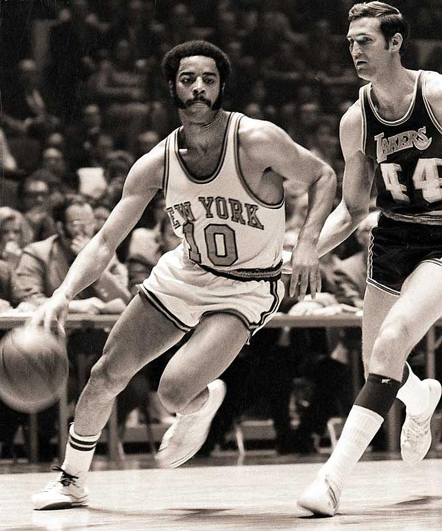 "Reed got the crowd excited, but it was Walt ""Clyde"" Frazier, whose 36 points and 19 assists propelled the Knicks past the Lakers 113-99 to win the championship."