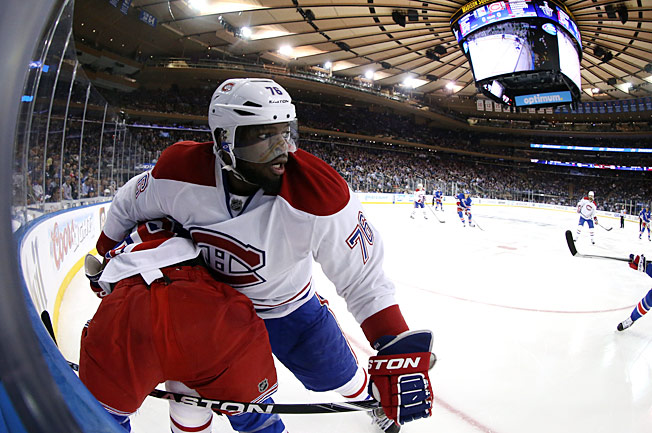 Re-signing stat defenseman P.K. Subban won't be easy, but it is of great importance to Montreal.