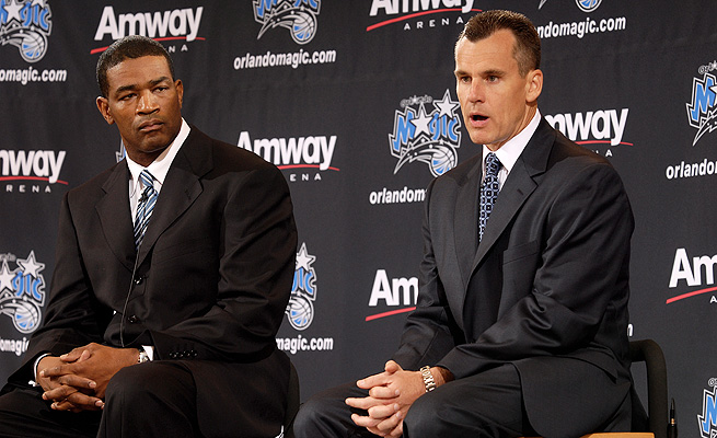 After Billy Donovan's change of heart with Orlando in 2007, the Magic prevented him from taking an NBA job for a five-year period, which ended in 2012.