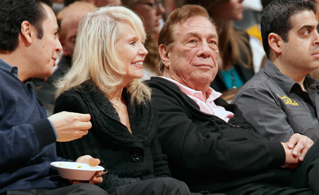 Shelly Sterling disagrees with her husband Donald as to the state of his mental capacity.