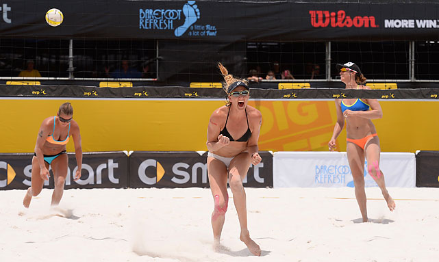 Kerri Walsh Jennings made history with her 67th AVP win, making her the winningest woman in league history.