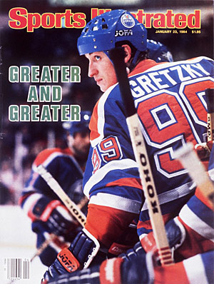 Though his dynasty was just getting started in 1984, Wayne Gretzky was at the peak of his amazing powers.