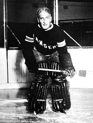 The legendary Lester Patrick wore many hats, and pads, for the early New York Rangers.