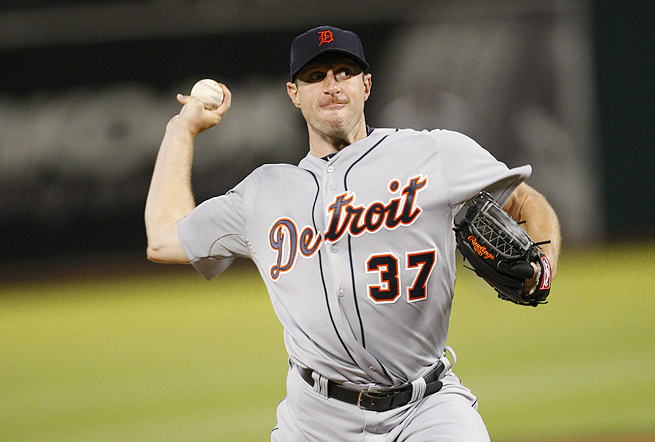 Max Scherzer turned down a $144 million contract from the Detroit Tigers before the season.
