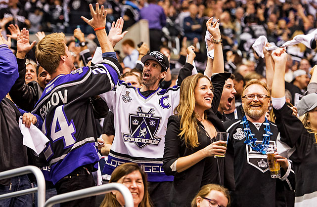 Kings fans have a right to be joyous, knowing that only five teams out of 48 have ever won the Cup after being down 0-2 in a best-of-seven Final.