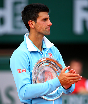Novak Djokovic came up short of his first French Open title and his career Grand Slam.