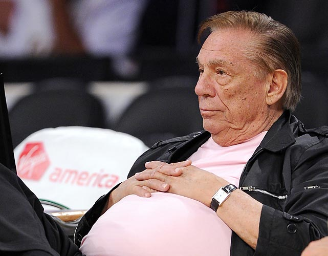 It's hard to stomach, but the beloved owner of the L.A. Clippers is reportedly ruminating on whether to proceed with his $1 billion lawsuit against the NBA. Apparently, he's peeved by the fact that his $2.5 million fine and lifetime ban will not be waived even though he agreed to sell his club to ex-Microsoft CEO Steve Ballmer for a cool $2 billion.