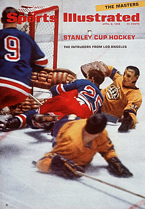 The Kings and the New York Rangers met in the postseason for the first time in 1979.