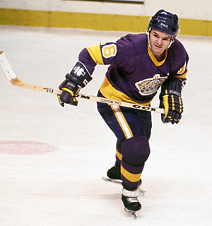 Hall of Famer Marcel Dionne never got a sniff of the Stanley Cup during 12 seasons as a King.