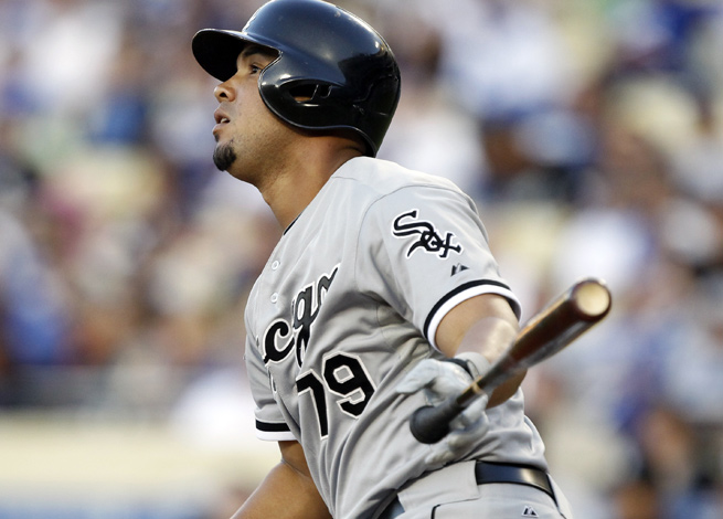 Jose Abreu is trying to close the ground he lost to Masahiro Tanaka while on the disabled list.