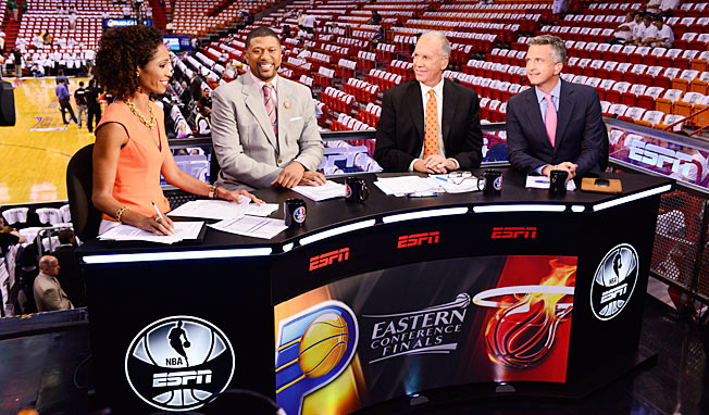 Will NBA Countdown's current quartet return next season?