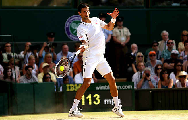 2011 Wimbledon champion Novak Djokovic lost in the final to Andy Murray last year.