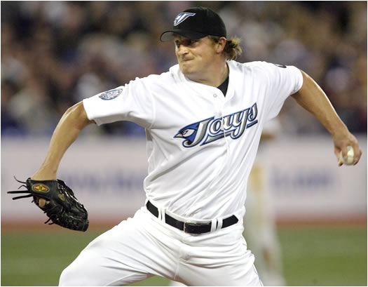 In 2005, Ryan racked up 36 saves as a member of the Baltimore Orioles. Now with a new team in the the AL East, he hopes to do the same for the Jays. Ryan, along with starters Roy Halladay and AJ Burnett will all be key if Toronto wants to grab the AL wild card.
