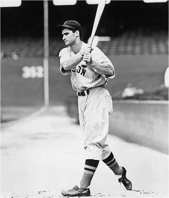 Doerr played all 14 of his seasons with Boston and was inducted into the Hall of Fame in 1986. A key member of the 1946 AL champions, Doerr ranks in the top six in franchise history in 11 batting categories.