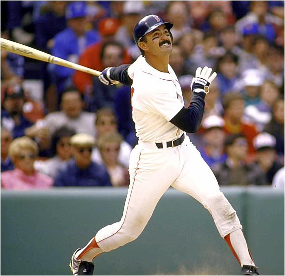 Evans' 2,505 games played ranks second in club history. From 1981 to '90, Evans hit the most home runs in the AL (251). He also won eight Gold Gloves during a vastly underrated career.