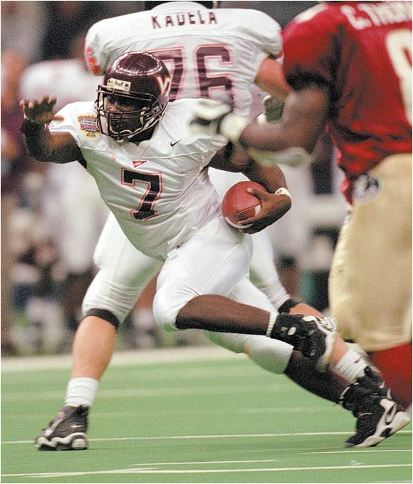 "Mandel's take: While the Seminoles won the game, Michael Vick's epic performance was the single biggest impetus to the influx of athletic-style quarterbacks we see today. It's not that there weren't ""mobile"" quarterbacks before Vick, but coaches rarely gave them the freedom to improvise. Vick helped convince any remaining cynics of just how big an impact such a player can have on a game if properly unleashed, a la Vince Young in this year's Rose Bowl."