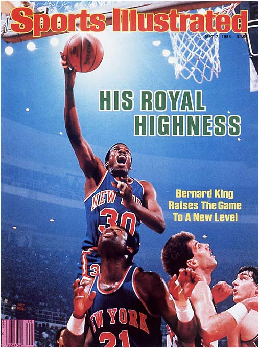 He may have lacked the all-around game of some of his contemporaries, but few could score in as many ways as King. His best season was 1984-85, when as a New York Knick he averaged 32.9 points until a torn ACL forced him to the sidelines for the rest of the season. After two years of rehab, King returned as a member of the Washington Bullets, where he continued his scoring onslaught. But his playoff success peaked while he was with the Knicks, who reached the 1984 Eastern Conference semifinals before bowing out to the Boston Celtics in seven games.