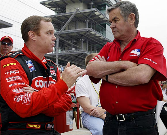 Any list of the top auto racing familes -- we're talking strictly NASCAR and Indy cars -- is fodder for debate. But it's hard to argue against the Unsers at No. 1 The Unsers have piled up nine Indy 500 wins, a staggering number. Al Unser Sr. won Indy a record four times, while brother Bobby won three times and son Al Unser Jr. won twice. Don't be surprised if Al Unser III, just 23 and moving up the ranks, adds to the total. (Pictured from left: Al Unser Jr. and Al Unser Sr.)