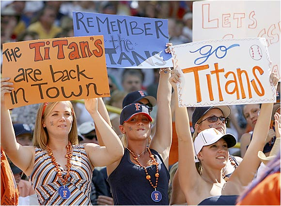 On Tuesday, all looked good for Cal State Fullerton fans as the Titans defeated Clemson, 7-6. But the good times were brief, as the Titans were defeated by North Carolina, 6-5, on Wednesday.