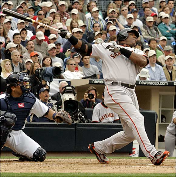 Sure, he may be the most polarizing figure in sports, but he's also the most intriguing. Did he use performance-enhancing steroids? Is he as disliked by his teammates as some have reported? Are we watching the final seasons of baseball's greatest home run hitter? And, wow, did he really just hit that ball 500 feet at the age of 41? Damn right he did.