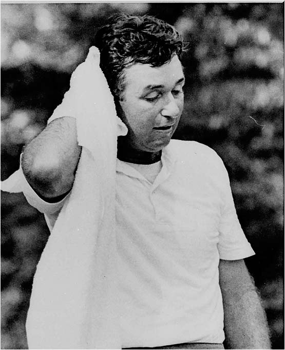 Venturi was a classy amateur player who seemed destined to wear a green jacket. Playing some of his finest golf, Venturi took a four-shot lead over Cary Middlecoff into the final round. Venturi blew up to an 80 on Sunday, allowing Jack Burke Jr. to win. Venturi worked the Masters for years as a CBS broadcaster, but he never won his Masters.