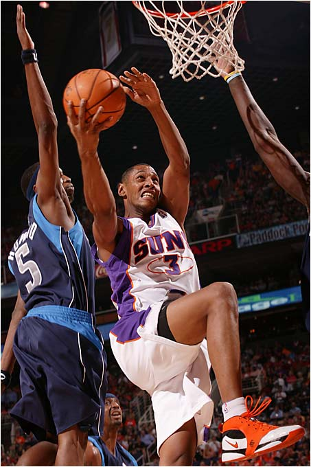 He was an enigma before the Hawks took a chance on him. Teams appreciated Diaw's skills but didn't know how well his unselfish play would translate to the NBA stage. He looked like a bust in his first two seasons, but a trade to Phoenix in 2005 gave him new life. Allowed to play three positions with the Suns, Diaw averaged 13.3 points, 6.9 rebounds, 6.2 assists and a block in 35.5 minutes per game, winning the league's Most Improved Player award.
