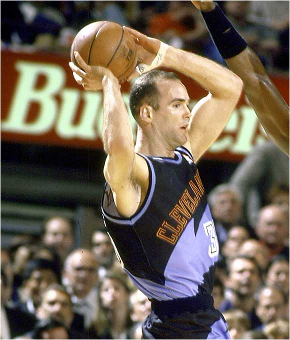Ferry made it known that he'd rather play for the CBA's Quad City Thunder instead of a sinking Clippers ship, and made good on his threat by spending a season in Italy before the Clippers agreed to trade his rights. Venerated Cleveland GM Wayne Embry made one of the worst moves of his career by sending scoring machine Ron Harper to L.A. for Ferry, who spent 10 nondescript seasons in Ohio.