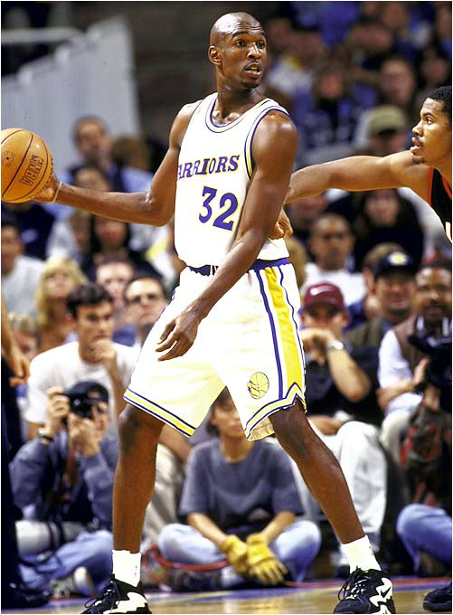 Average in name and game, Smith has parlayed his status as a top overall pick into a serviceable career for five different teams, but later selections Antonio McDyess, Jerry Stackhouse, Rasheed Wallace and (especially) Kevin Garnett all have had better careers. Smith's selection changed the way NBA teams look at lottery picks -- do you take the fully-formed All-American from the ACC or the rail-thin project out of high school? Unfortunately for the Warriors, in '95, orthodoxy was out the window.