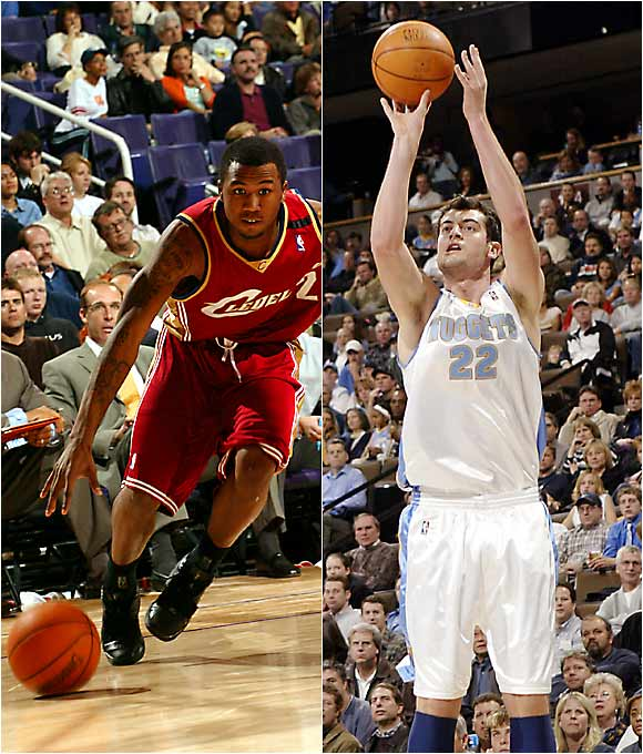 Seemingly they were complete opposites. Tskitishvili was supposed to be a do-it-all 7-footer, someone who could finish in transition and score in bunches from the outside. He was also a foreign product who few had seen play extensively; as even his European teams had kept him confined to the pine. Wagner had a Sports Illustrated write-up dedicated to him by the time he was 17 and had spent most of his youth dominating AAU tournaments and high school camps. Neither pedigree contributed to NBA success.