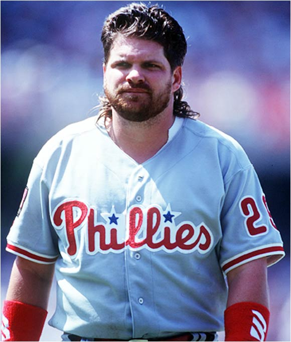 "At 5'10"" and an ample 204, Kruk was the personification of everyman with his stubbled chin, cigarette, and shirt hanging out. Admonished by a female fan for being an unfit role model as an athlete, he famously retorted, ""Lady, I'm not an athlete, I'm a baseball player."" And good one: he had a career .300 batting average during 10 years in The Show."
