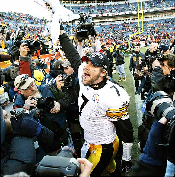 Big Ben survived a motorcycle crash, and now the Super Bowl champ is on pace to secure a massive extension with the Steelers.