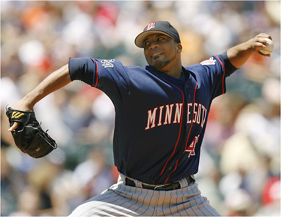The Twins tied a 40-year-old team record with 17 strikeouts, 10 of which came from starting pitcher Francisco Liriano. Liriano improved his record to 12-2 as Minnesota rolled to a 3-1 victory over the Indians.