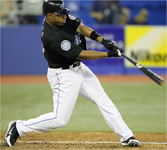 Three days after hitting a winning home run off Mariano Rivera in the 11th inning, Vernon Wells blasted two more homers against the Yankees on Sunday and helped the Blue Jays win the four-game series and move within two games of second place in the AL East.