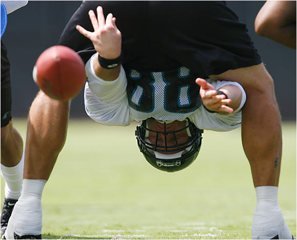 Joe Zelenka will again be the premier long-snapper on Jacksonville's squad this season.