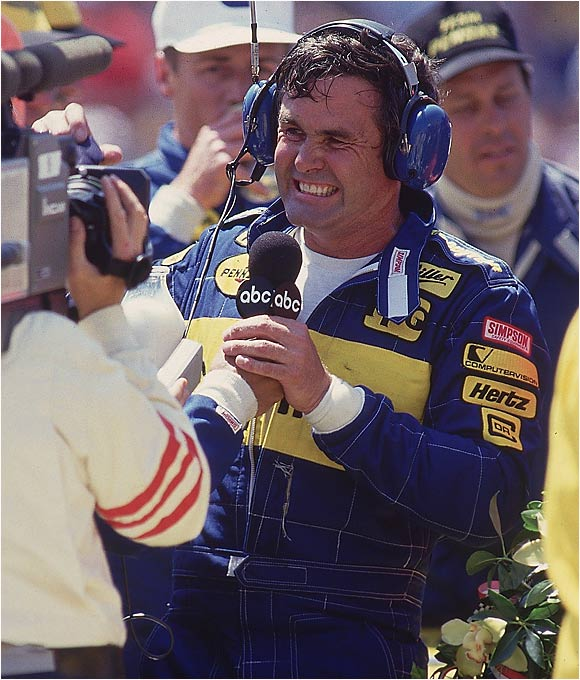 In 1987, a seemingly over-the-hill Al Unser Sr. won the Indy 500, becoming not only the oldest Indy winner in history (breaking his brother Bobby's record) but the winningest Indy driver ever.