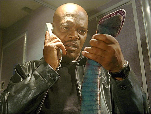 We couldn't resist this corporate tie-in: With Samuel L. Jackson's <i>Snakes On A Plane</i> coming out this weekend, we decided to look at what happens when the worlds of sports and snakes collide -- and not just in the literal sense.