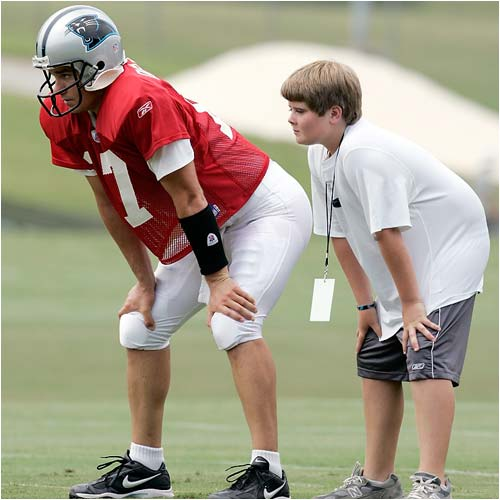 We know coaches around the NFL are getting younger and younger, but this is ridiculous.