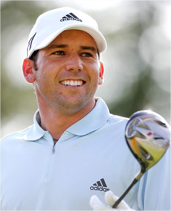 The charismatic Spaniard has registered a series of top-10 finishes on both sides of the Atlantic this year, including a share of fifth place in the British Open at Hoylake in July.