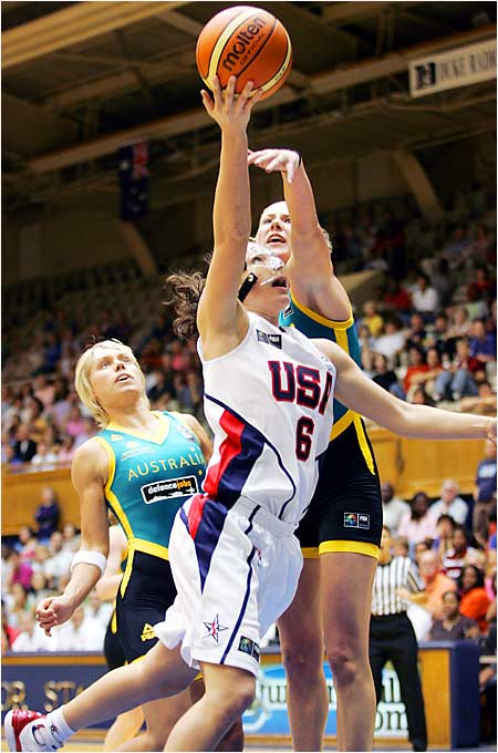 The U.S. women's national team arrived in Brazil with a 42-0 record in Olympic and world championship games dating to 1996 and doesn't figure to lose much in the future with Sue Bird at the point. After helping the U.S. defeat Australia in a exhibition game before the world championships, she scored a team-high 20 points against China and dished out six assists.