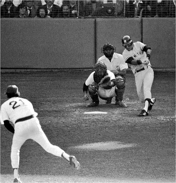 On July 19, the Red Sox led the Yankees by 14 games. New York went 52-21 down the stretch to tie Boston for first place in the AL East. The Yankees won a one-game divisional playoff on Bucky Dent's three-run home run.