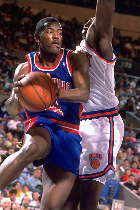 The shifty Joe Dumars always found a way past opponents.