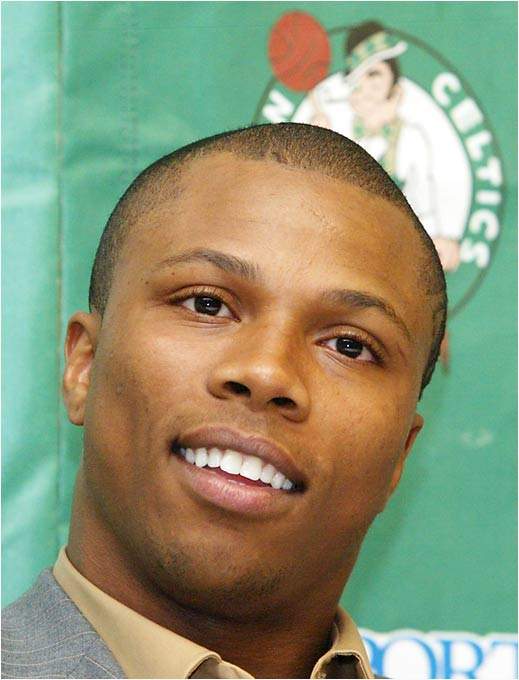 For those who remained unimpressed with his play in high school, Telfair's up-and-down two seasons with the Portland Trail Blazers weren't much of a surprise. This wasn't a deterrent to Danny Ainge, who gave up a top-10 pick for the rights to grab Telfair (and lose a year of Raef LaFrentz's contract). Telfair will have to fight incumbent Delonte West for the starting role and improve on his 39 percent career field goal percentage. At age 21, it's time for Telfair to live up to his potential.