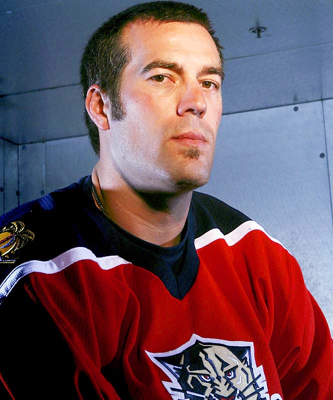Florida gave up franchise goalie Roberto Luongo to bring him. Away from the glare of the Canadian media, Bertuzzi must justify the deal by rediscovering what once made him the NHL's most feared forward.