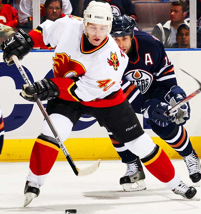 With the core Flames under contract for the next two seasons, Calgary expects to win now. The focus will be on Tanguay to bring real pop to a pop-gun offense that ranked 28th and kept the team from legitimately contending last season.