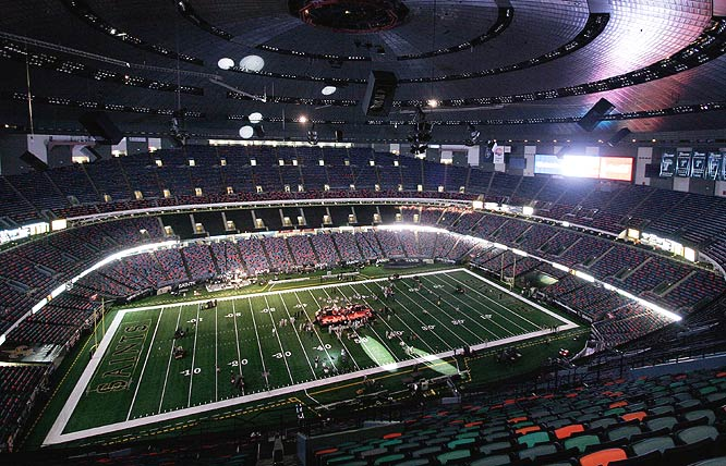 "Monday night will be much more than another football game. ""It'll blow them away,"" said Superdome spokesman Bill Curl."