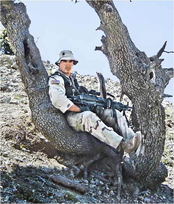 Tillman enlisted in the Army in May 2002, in the wake of the Sept. 11 terrorist attacks.
