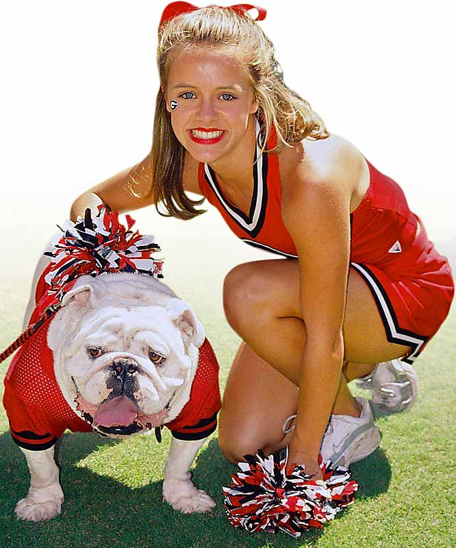 Christine Conley, a junior at Georgia, is majoring in Child and Family Development and Nursing. When not cheering on the Dawgs, she likes to eat bacon pizza while listening to country music.