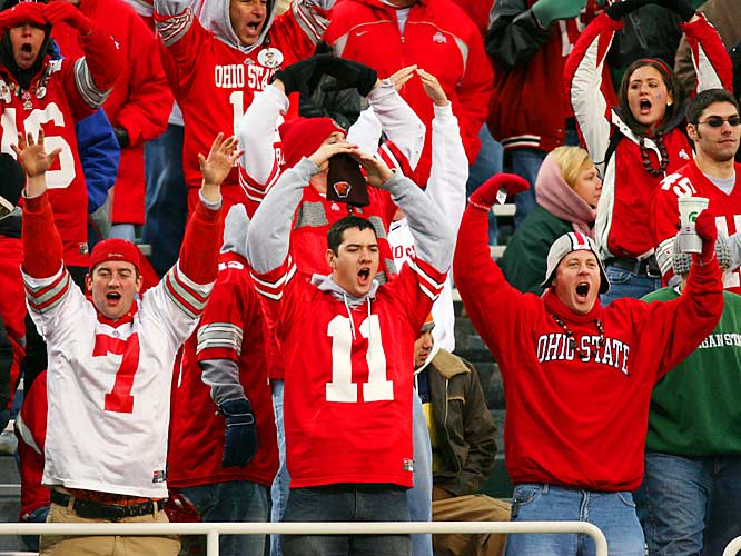 After defeating Michigan State, 38-7, Ohio State fans began counting down the days until the Nov. 18th match-up between their Buckeyes and the Wolverines.